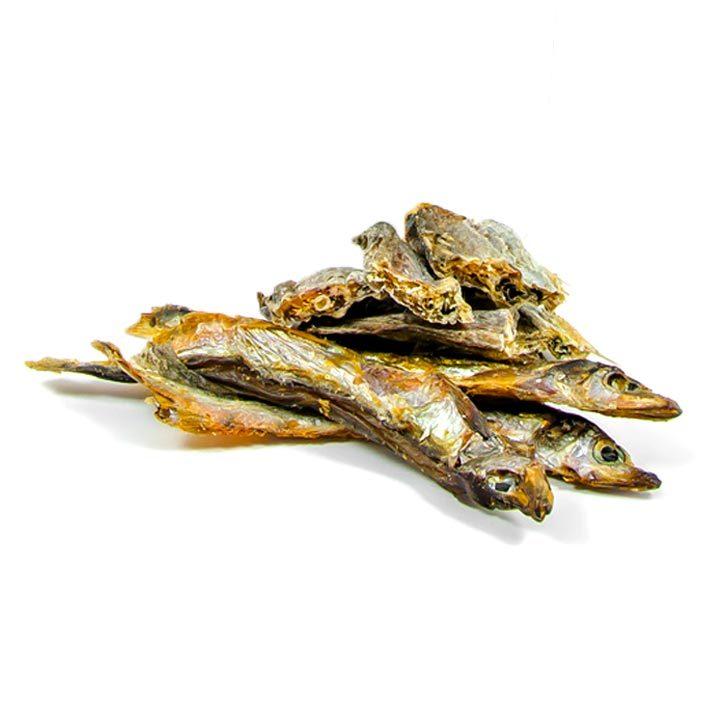 Sušené mořské ryby 100% pro psy