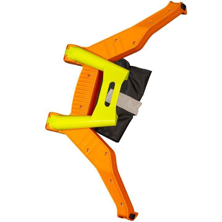 Odpalovač míčků pro psy luk Bow Blaster