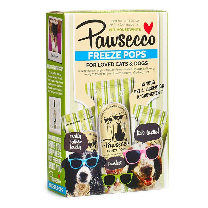 Pawsecco Freeze Pops Zmrzlina pro psy a kočky
