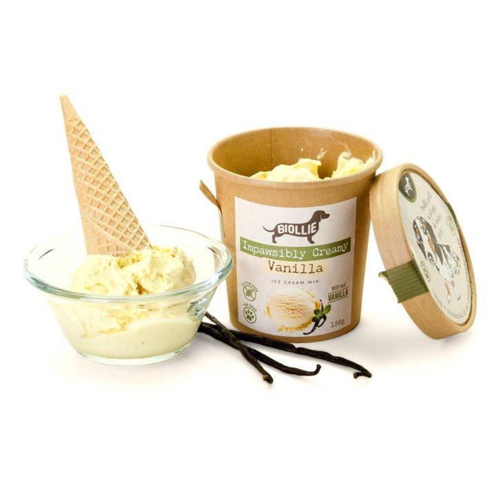 Impawsibly Creamy Vanilla Zmrzlina pro psy