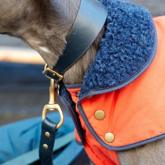 Luxusní designový kabát pro psy obleček Fetch & Follow