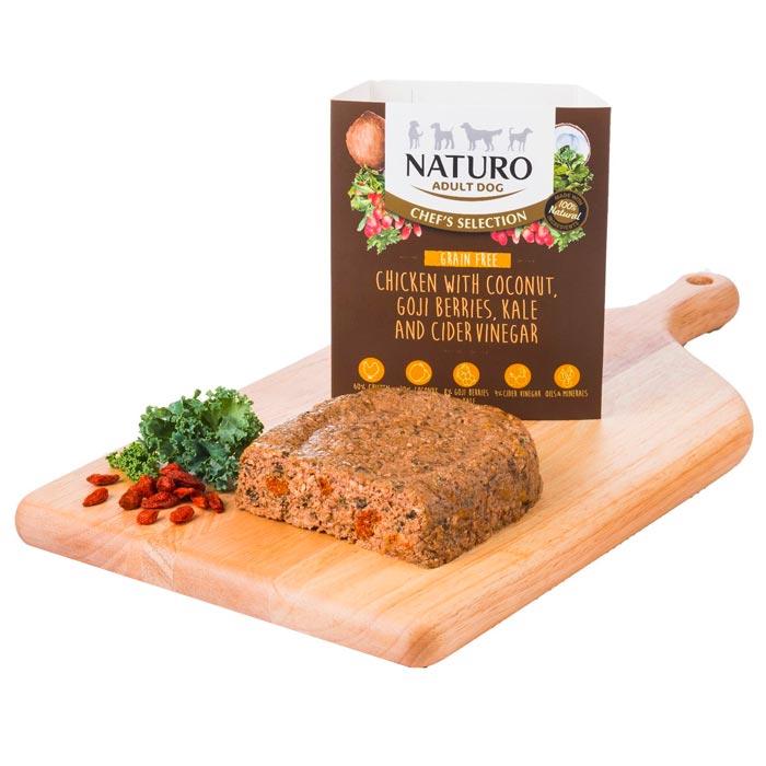 Naturo Chef's Kuře s kokosem a goji