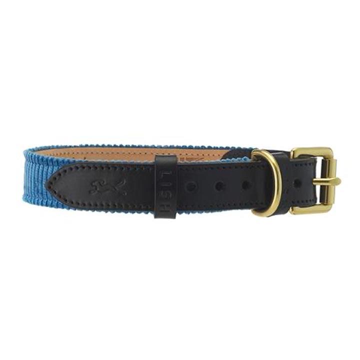 Obojek Arnold Blue luxusní obojek pro psy