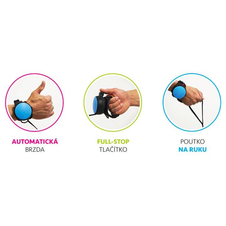 Lishinu hands-free vodítko