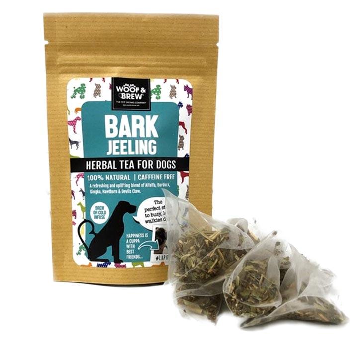 Barkjeeling Bylinný čaj pro psy