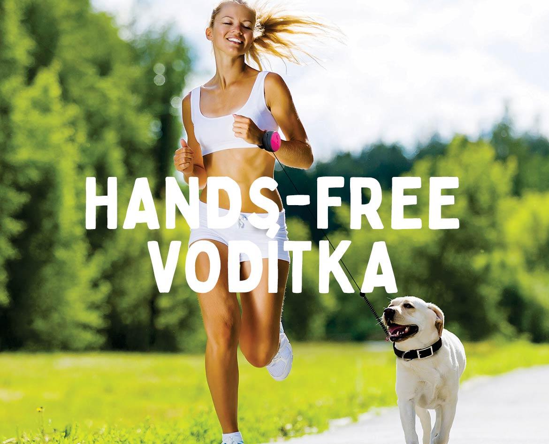 Hands-free vodítka Lishinu pro psy