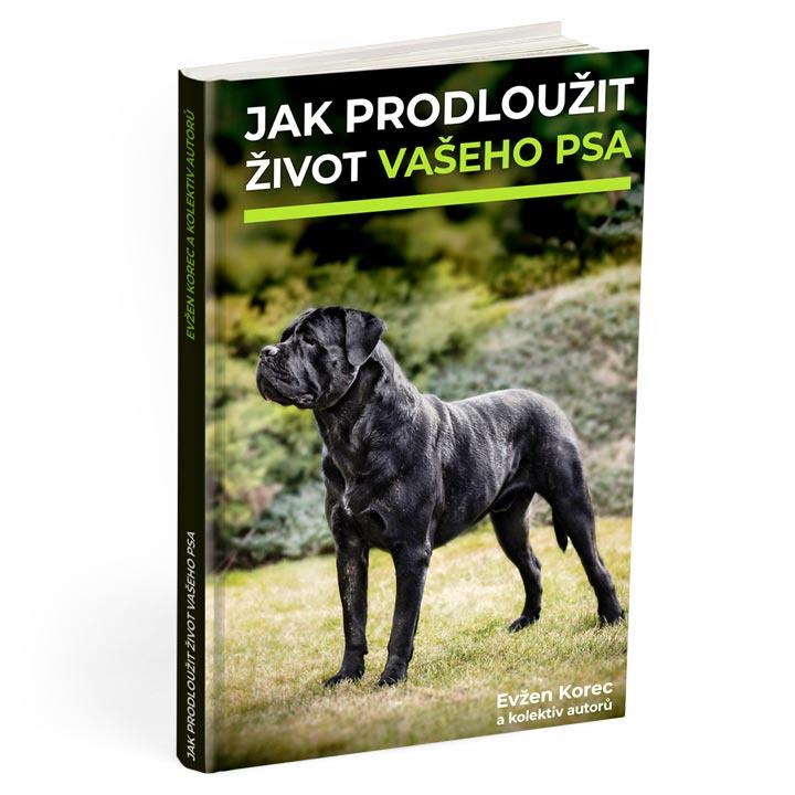 Jak prodloužit život vašeho psa kniha