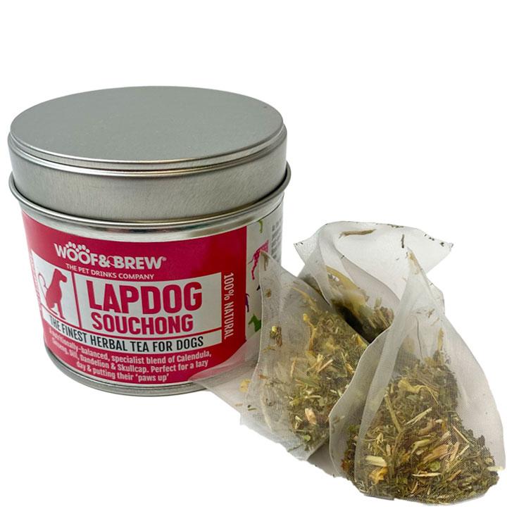 Lapdog Souchong Bylinný čaj na imunitu a zažívání pro psy