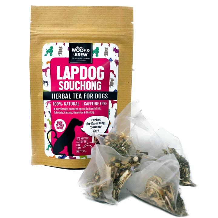 Lapdog Souchong Bylinný čaj pro psy