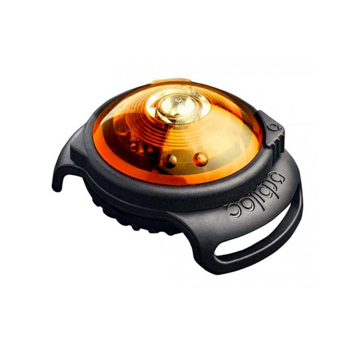Orbiloc Amber LED světlo na obojek