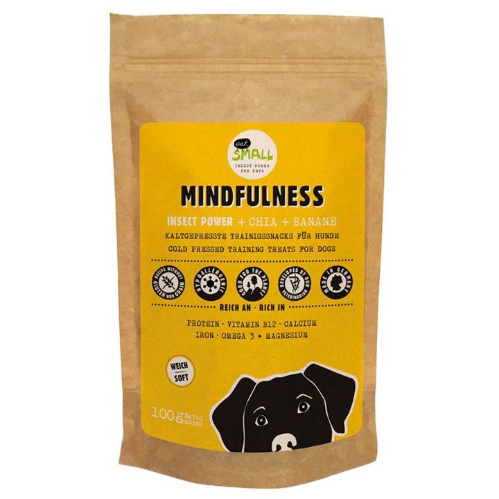 Eat Small Hmyzí pamlsky Mindfulness