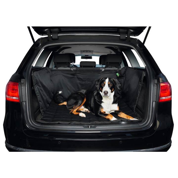 Deka pro psy do kufru auta. Od německé manufaktury Hunter