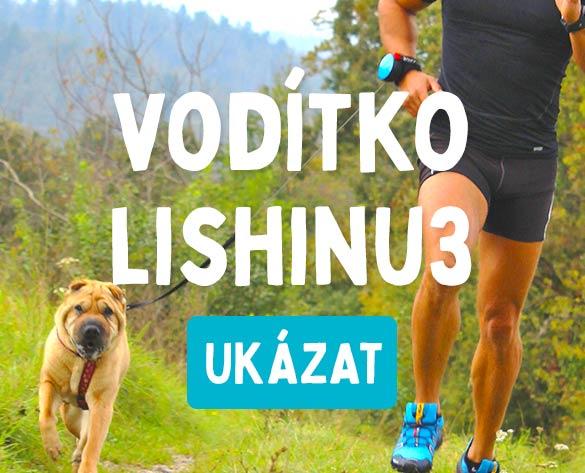 Lishinu3 hands-free vodítko
