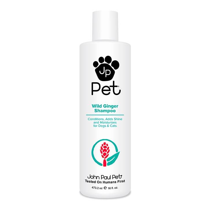 John Paul Pet Hydratační šampon pro psy se zázvorem