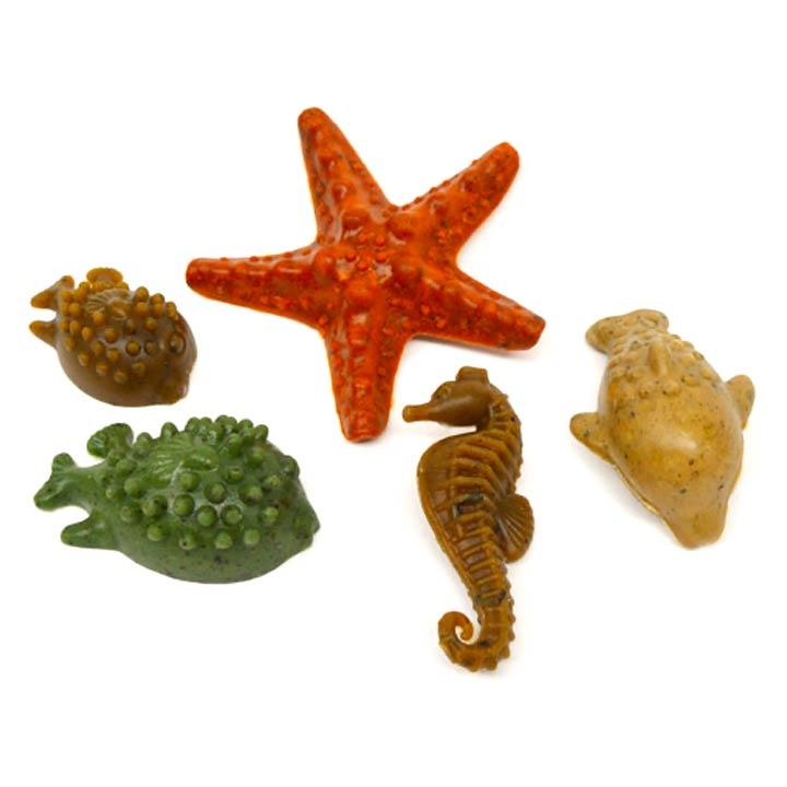 Benevo Mořské příšerky pamlsky pro psy bez masa