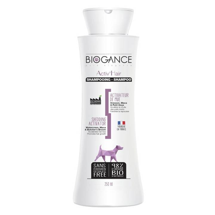Biogance Activ'Hair Šampon na obnovu srsti