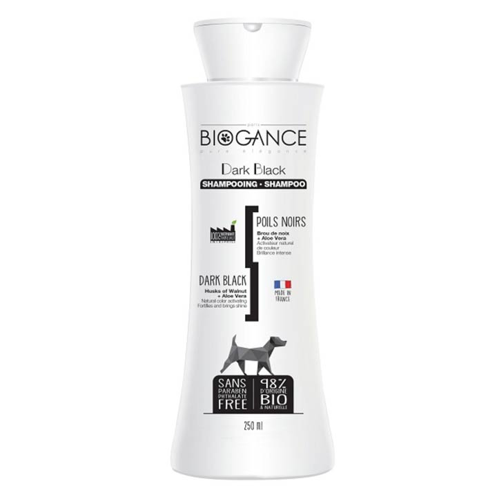Biogance Dark Black Šampon na černou srst