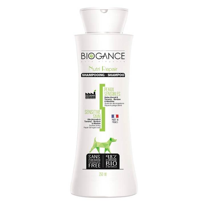 Biogance Nutri Repair Protisvědivý šampon pro psy svědění drbání