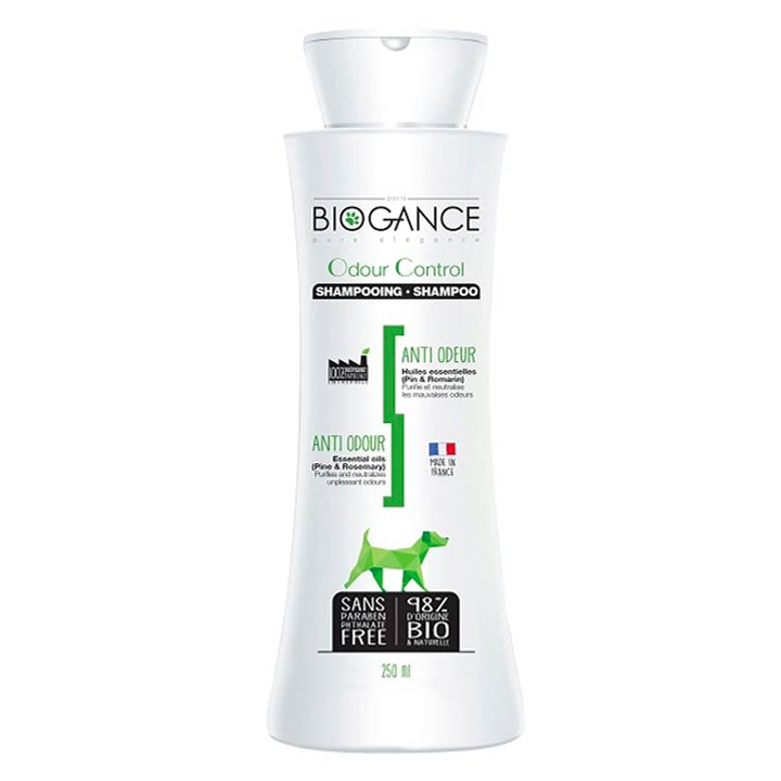 Biogance Odour Control Šampon proti zápachu pro psy