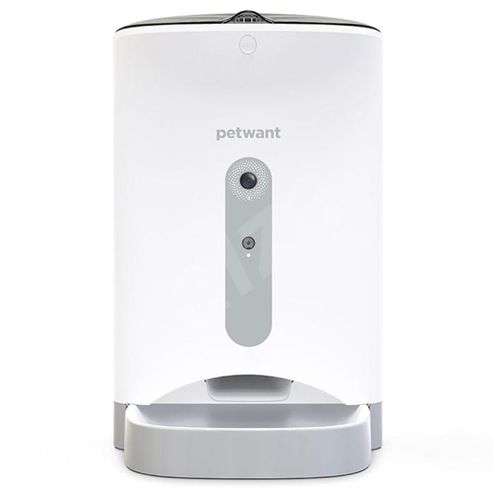 Petwant F1-C. Chytrá kamera s krmítkem pro psy a kočky