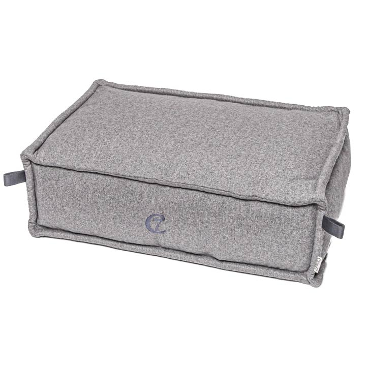 Cloud7 Matrace Cozy Ash Grey luxusní pro psy