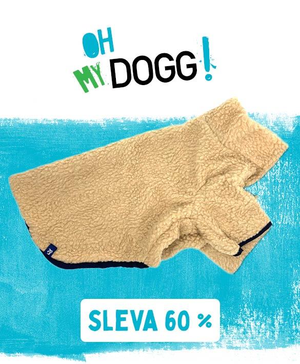luxusní kabát pro psy