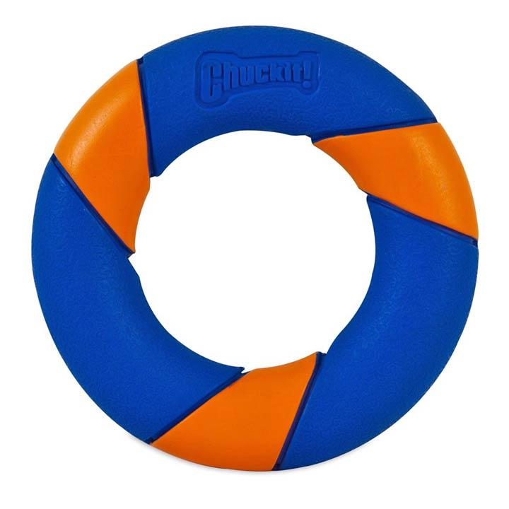 Chuckit! Pískací Ultra Ring