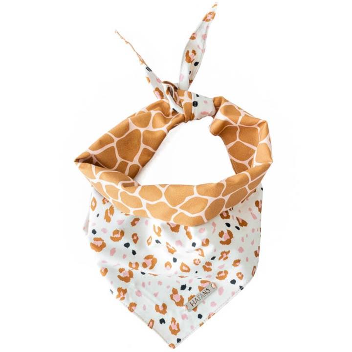 Hafans Šátek pro psa Žirafa