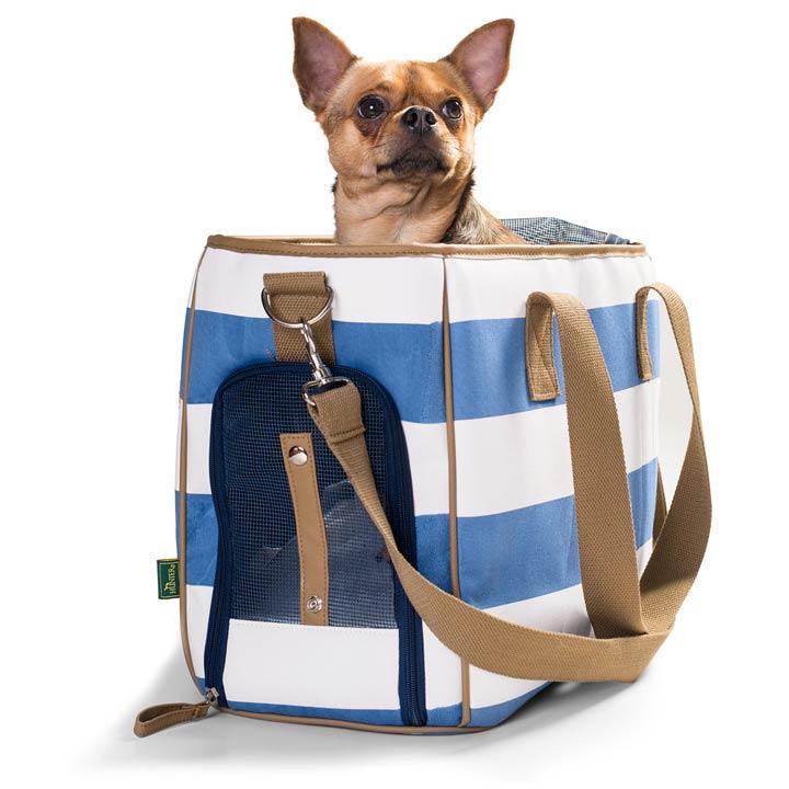 Hunter Cestovní taška Rugen Sylt pro psy letní do letadla